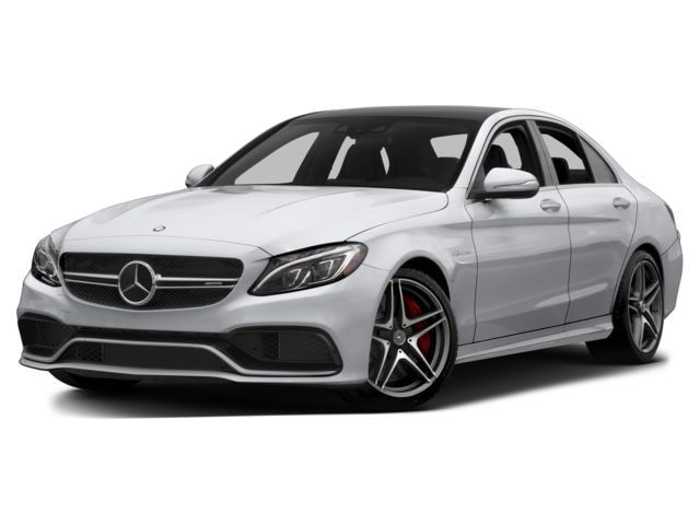 2016 Mercedes-Benz C-Class AMG C63 S Sedan