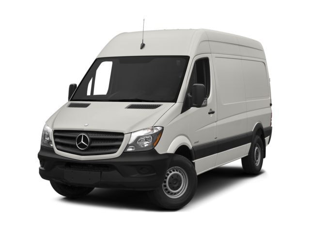 New 2016 Mercedes-Benz Sprinter High Roof Cargo Van Boston Area