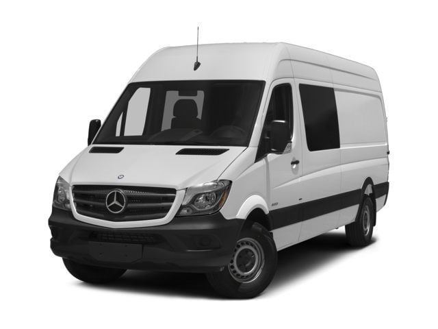 2016 Mercedes-Benz Sprinter High Roof Crew Van