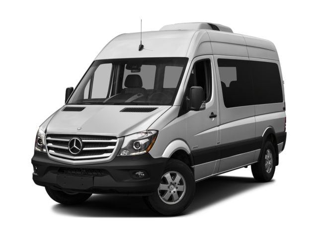 2016 Mercedes-Benz Sprinter Normal Roof Van Passenger Van