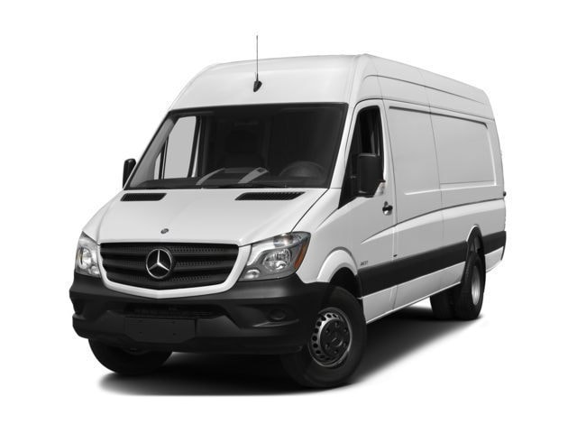2016 Mercedes-Benz Sprinter High Roof Van Extended Cargo Van