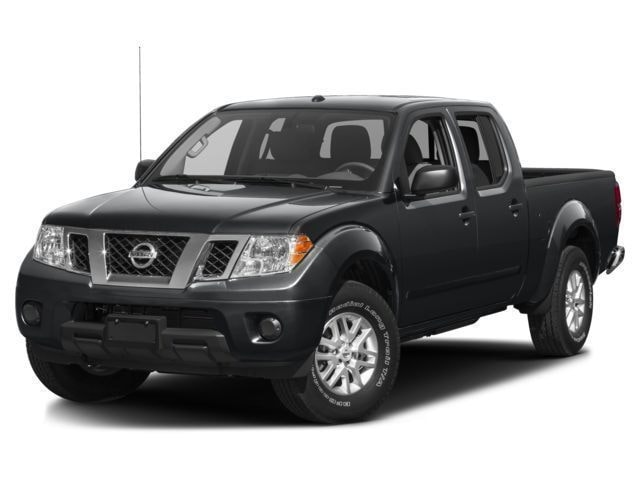 2016 Nissan Frontier PRO-4X 4WD Crew Cab