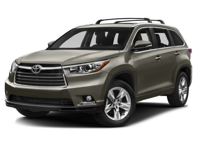 New 2016 Toyota Highlander Limited V6 SUV in San Francisco