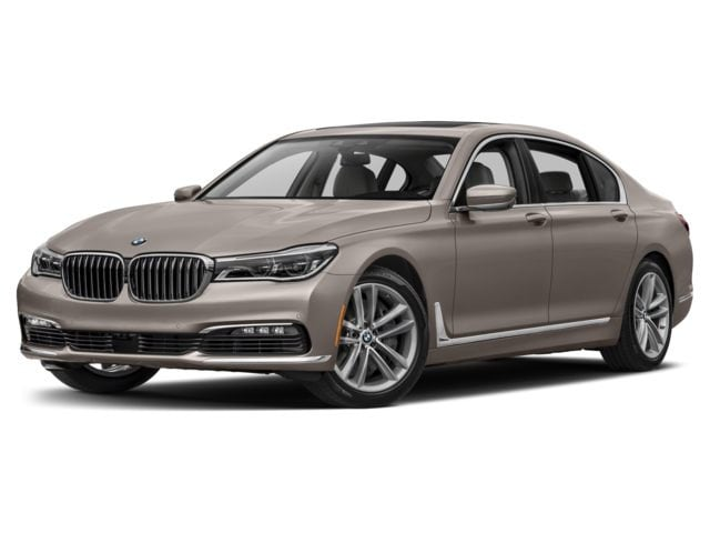 New 2017 BMW 750i Sedan in Long Beach