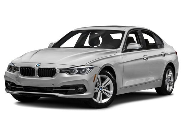 2017 BMW 330i Xdrive Sedan (8D97) 4-Door Sedan