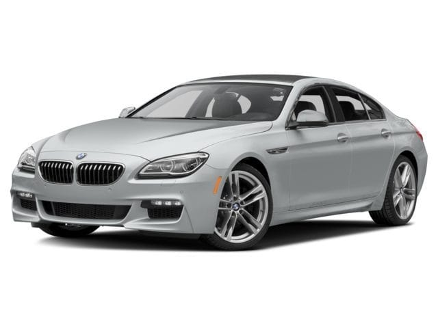 2017 BMW 6 Series 640i Xdrive Gran Coupe