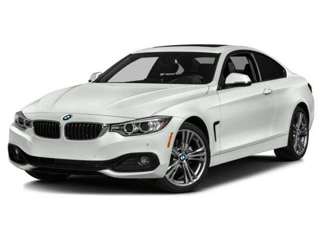 2017 BMW 430i w/SULEV Coupe