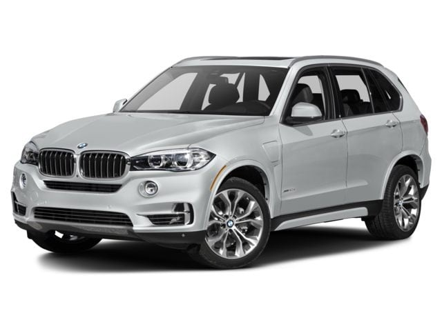 2017 BMW X5 eDrive xDrive40e iPerformance SUV