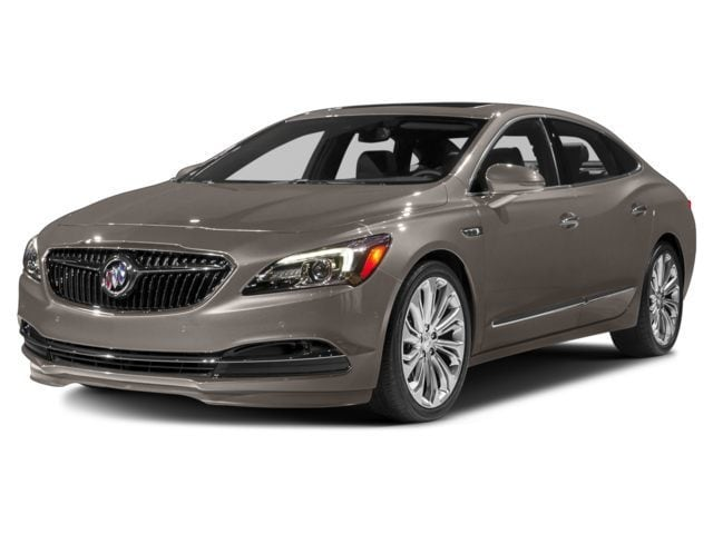 2017 Buick LaCrosse Essence Sedan