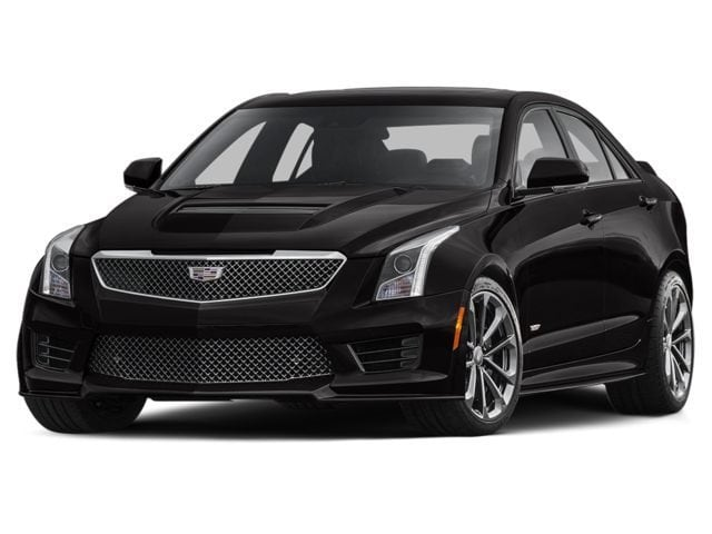 2017 CADILLAC ATS-V Base Sedan