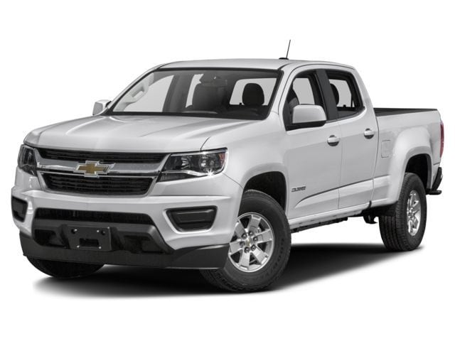 2017 Chevrolet Colorado WT Truck Crew Cab For Sale in lake Bluff, IL