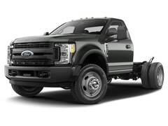 2017 Ford F-550 Chassis