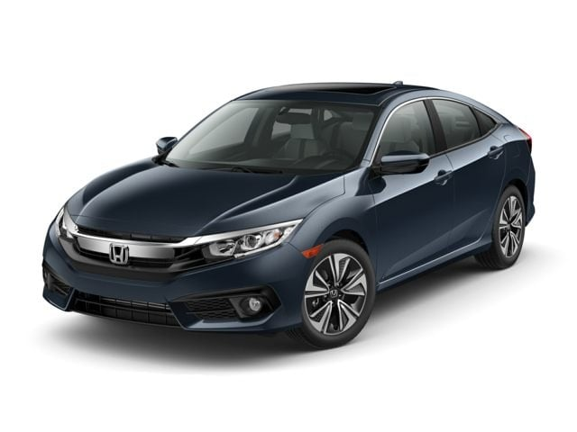 New 2017 Honda Civic EX-L Sedan in San Jose