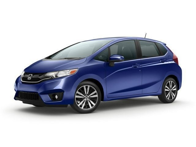 New 2017 Honda Fit EX Hatchback for sale in the Boston MA area