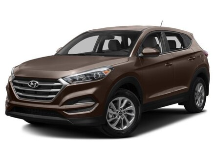2017 Hyundai Tucson Night Front-wheel Drive SUV