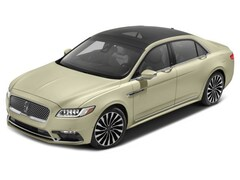 2017 Lincoln Continental Select Front-wheel Drive Sedan