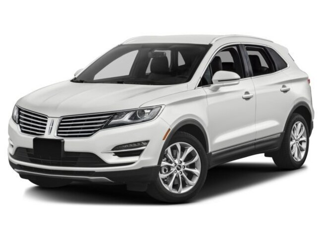 New 2017 Lincoln MKC Select Crossover Near Detroit
