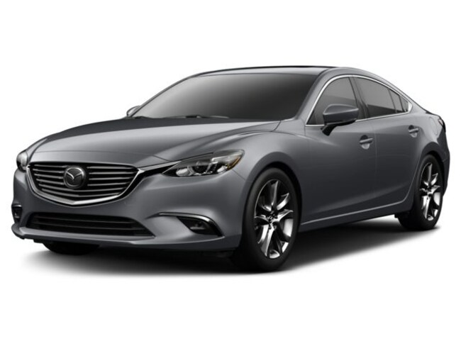 New 2017 Mazda Mazda6 Grand Touring Sedan for sale in the Brunswick, OH