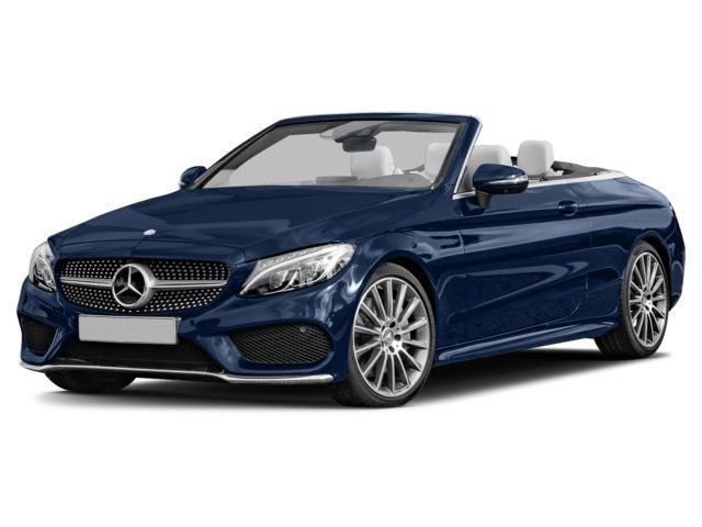 New 2017 Mercedes-Benz C-Class C300 4MATIC Convertible for sale in the Boston MA area