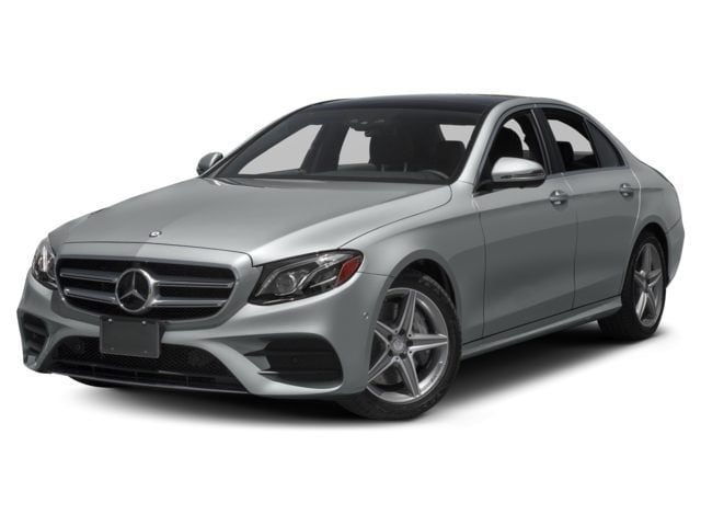 2017 Mercedes-Benz E-Class E300 4MATIC Sedan I-4 cyl