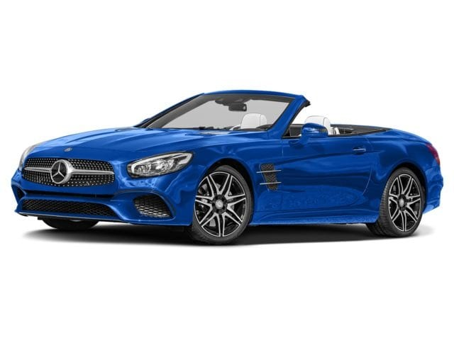 2017 Mercedes-Benz SL550 SL450 Roadster