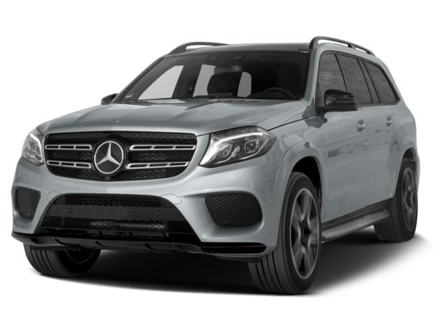 New 2017 Mercedes-Benz GLS GLS550 4MATIC SUV for sale in the Boston MA area