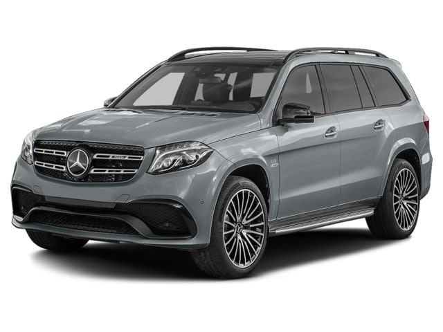 New 2017 Mercedes-Benz AMG GLS63 GLS63 4MATIC SUV for sale in the Boston MA area