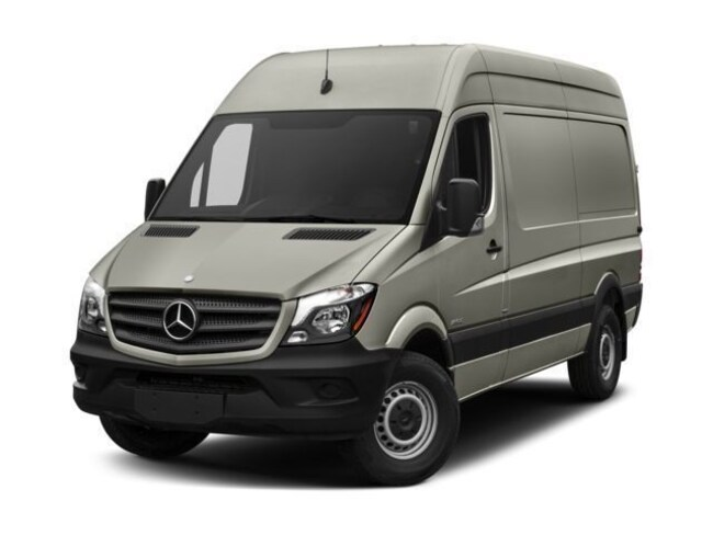 2017 Mercedes-Benz Sprinter Full-size Cargo Van