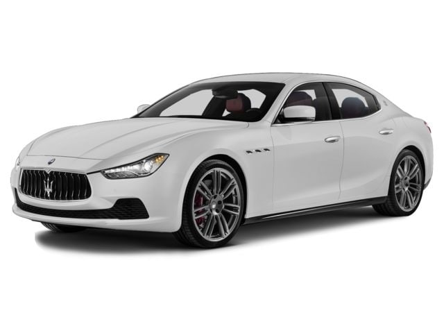2017 Maserati Ghibli Base Sedan NHH198624