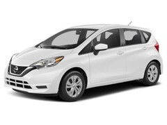 New 2017 Nissan Versa Note SV Hatchback K376494 in Waldorf, MD