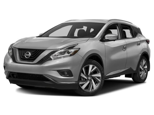 New 2017 Nissan Murano Platinum SUV Redwood City