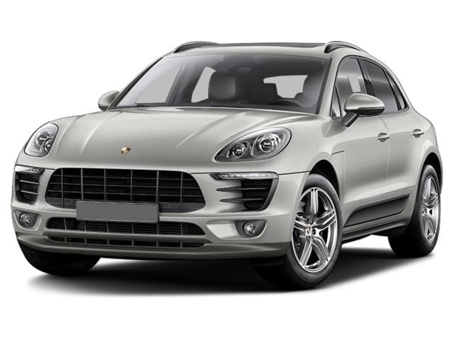 New 2017 Porsche Macan Base SUV for sale in the Boston MA area