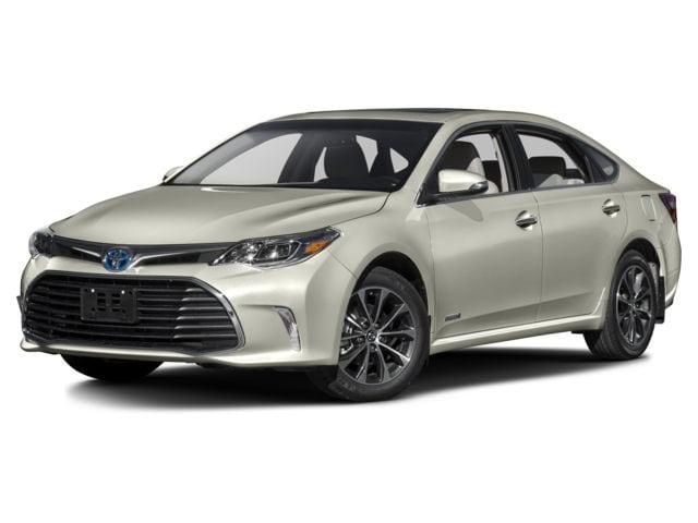 New 2017 Toyota Avalon Hybrid Limited Sedan for sale at Young Toyota Scion in Logan, UT