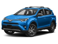 New 2017 Toyota RAV4 Hybrid SE SUV 881117 in Chico, CA
