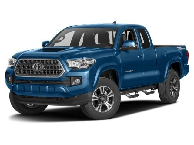 2017 Toyota Tacoma TRD Sport V6 Truck Access Cab