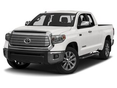 2017 Toyota Tundra 4WD Limited Pickup Truck