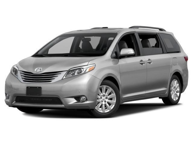 New 2017 Toyota Sienna Limited 7 Passenger Van for sale in the Boston MA area