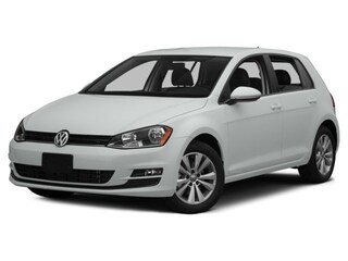 2017 Volkswagen Golf TSI Wolfsburg Edition 4-Door Hatchback