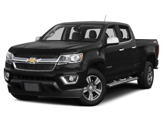 New 2018 Chevrolet Colorado LT Truck Crew Cab C18224 for Sale in Lake Bluff at Chevrolet Exchaange