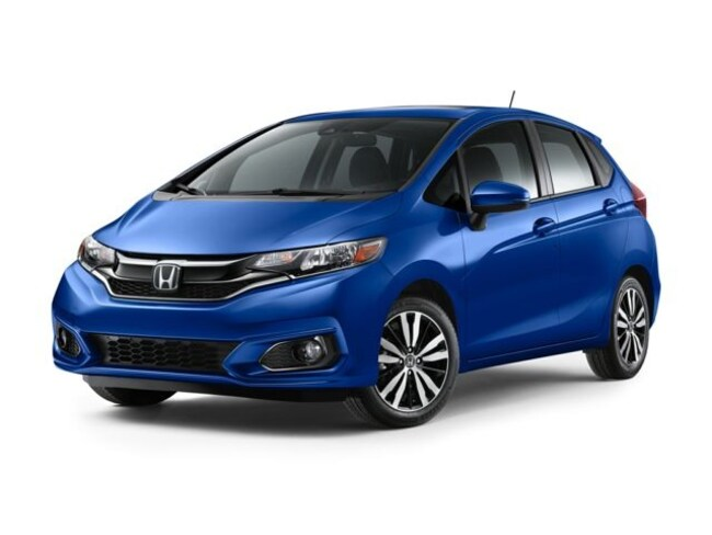 New 2018 Honda Fit EX-L w/Navi Hatchback in Smithtown