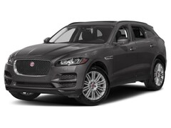 New 2018 Jaguar F-PACE 20d Prestige SUV Greensboro North Carolina