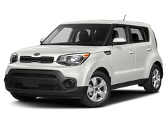 2018 Kia Soul Base Manual