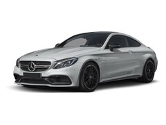 2018 Mercedes-Benz AMG C 63 AMG C 63 S Coupe