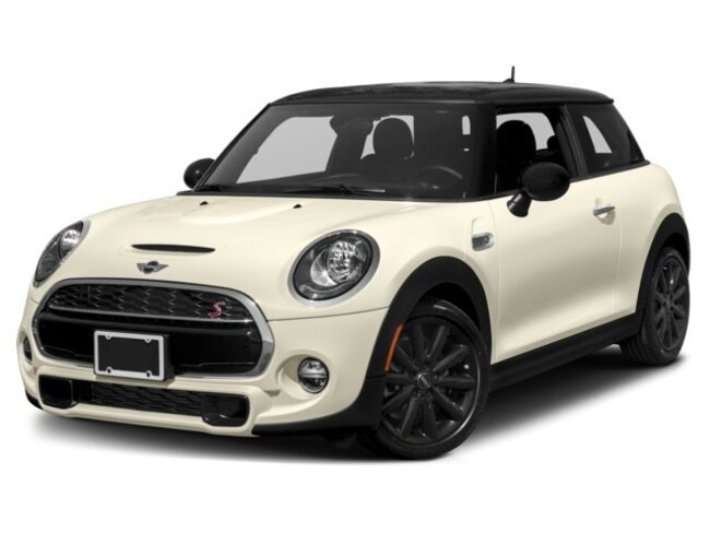 2018 MINI Hardtop 2 Door Cooper S Hatchback