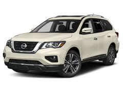 2018 Nissan Pathfinder Platinum SUV 5N1DR2MM2JC606749