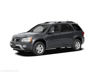 2009 Pontiac Torrent Base SUV