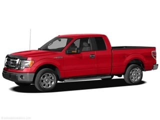 2010 Ford F-150 Lariat 4x2 Lariat  SuperCab Styleside 6.5 ft. SB
