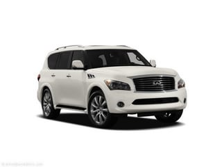 2011 Infiniti QX56 Theater Deluxe Touring Technology SUV