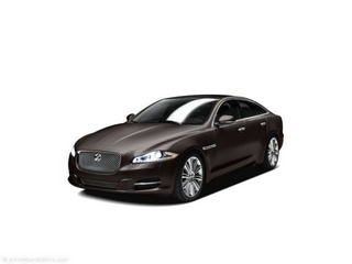 2011 Jaguar XJ XJL Supercharged Sedan