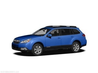 2011 Subaru Outback 3.6R Limited Wagon
